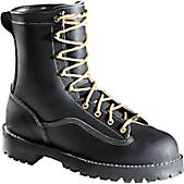 Super Rain Forest 200g Plain Toe Work Boots - 8
