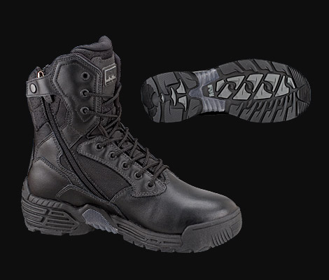 Magnum Boot 5310 Mens - Stealth Force Side Zip Composite Toe