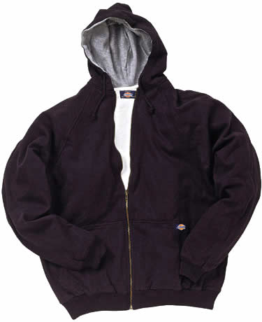 TW382 THERMAL LINED HOODED FLEECE JACKET