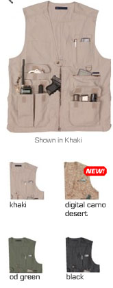5.11 Tactical Vest - 80001 - INCLUDES FREE SHIPPING