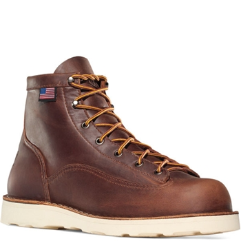 "Bull Run 6"" Brown - 15552"