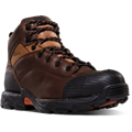 "CORVALLIS 5"" BROWN NON-METALLIC TOE - 17602"