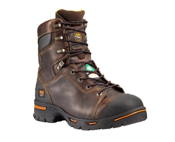 Men's Timberland PRO 52561  Endurance 8-Inch Steel Toe- AND DELIVERED WITH FREE SHIPPING