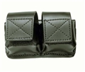 813M M26/X26 Side x Side Cartridge Holder - Leather