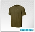 Men's Tactical Shortsleeve UA Tech-Heatgear