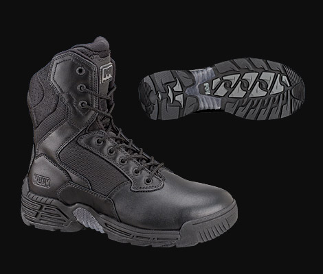 Magnum Boot 5220 Mens - Stealth Force 8.0 - FREE SHIPPING INCLUDED